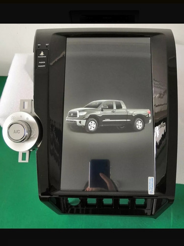 equipo pantalla android toyota tundra