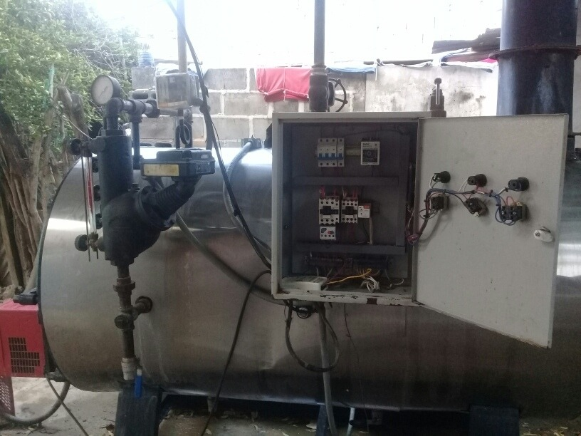 equipo para la producción y fabricación de queso mozarella