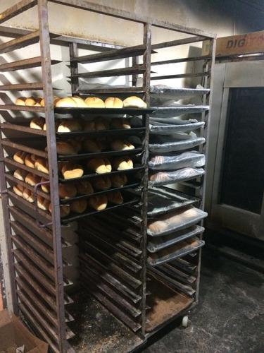 equipo para panaderia
