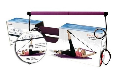 equipo pilates terapia portatil bandas resistencia fortalece