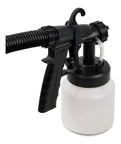 equipo pintar latex omaha 650w compresor soplete pistola