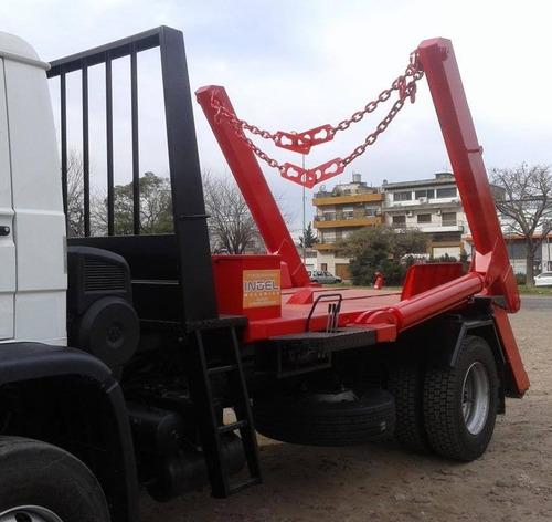 equipo porta volquetes euro 12.tn venta directa de fabrica