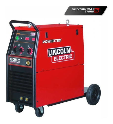 equipo powertec 305 c lincoln electric