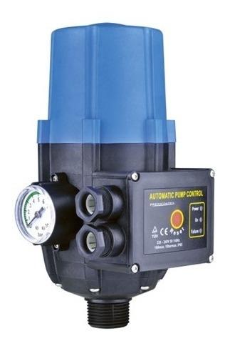 equipo presurizador motorarg presscontrol + bomba 1hp