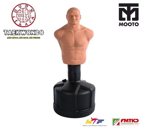 equipo protector mooto - bob maniquí de golpeo tkd mma