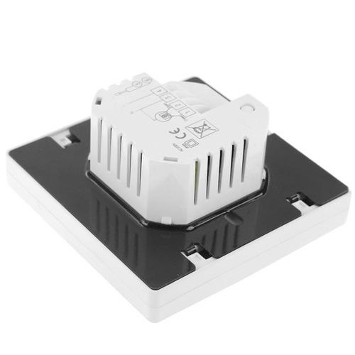 equipo prueba controlador temperatura piso blanco