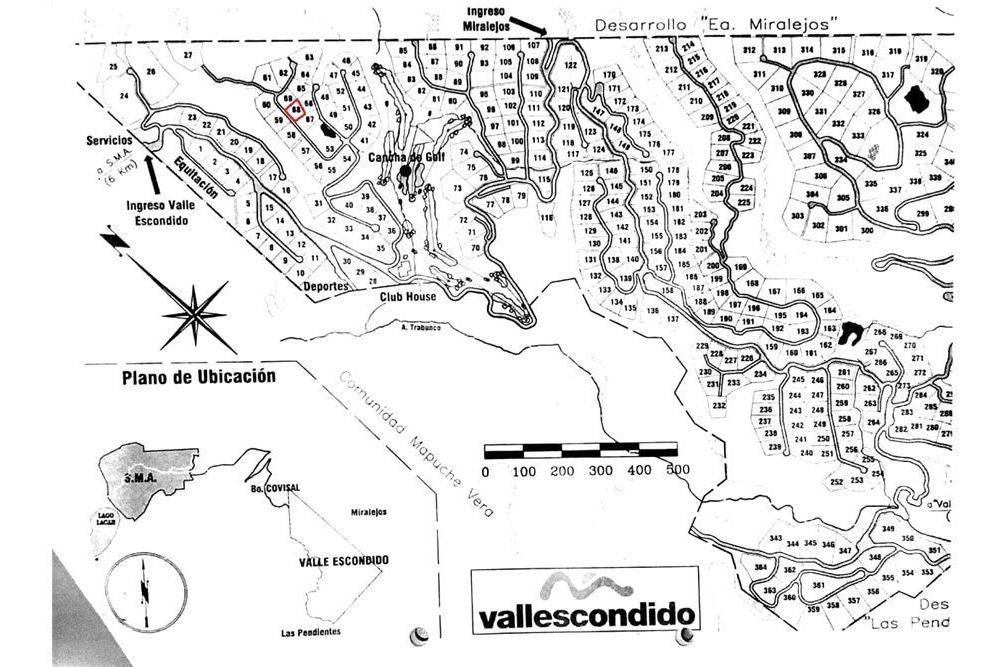 equipo remax vende lote plano en valle escondido