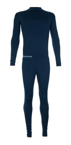 equipo remera termica primera piel calza larga kit camiseta
