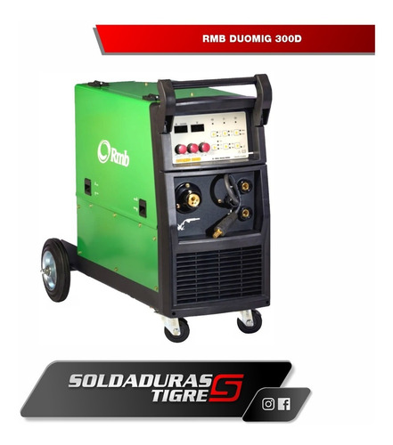 equipo rmb duomig 300d