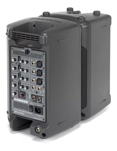 equipo samson expedition xp150 sistema portatil envio gratis