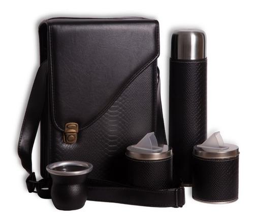 equipo set matero kit matero bolso completo hombre