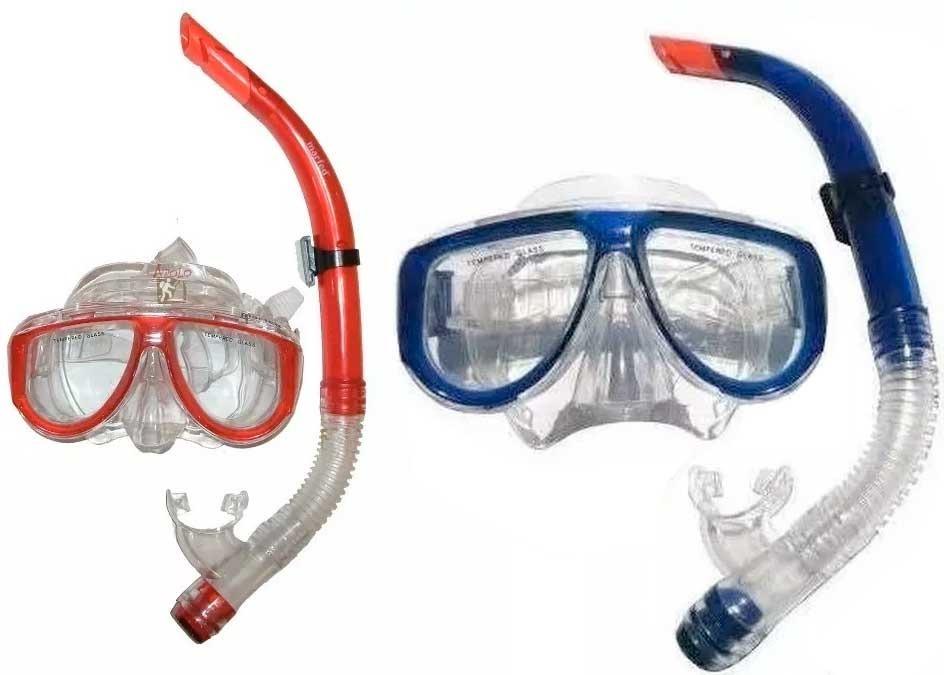 b958394c9 equipo snorkel + mascara luneta silicona buceo con valvula. Cargando zoom.
