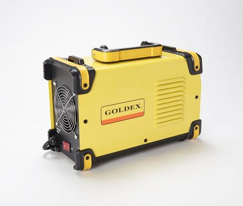 equipo soldar inverter mma 200a st-200r goldex