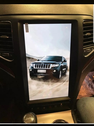 equipo sonido android jeep gran cherokee 2011 al 2014