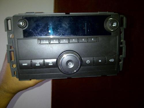 equipo sonido para carros original de silverado
