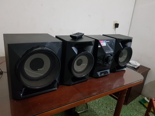 equipo sony ecl99bt 700w