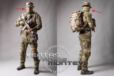 Equipo Tactico Militar Bandana Militar 269 00 En