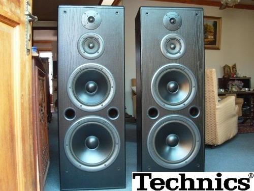 equipo technics profesional amplificador cornetas
