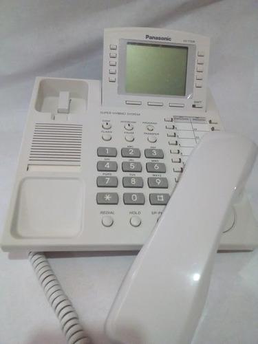 equipo telefonico kx-t7536 digital panasonic