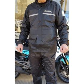 Equipo Traje De Lluvia Para Moto Punto Extremo Impermeable