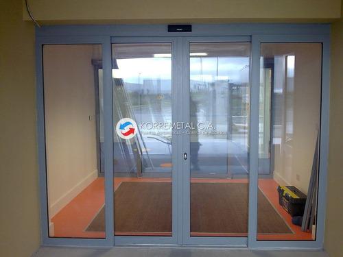 equipos automáticos para puertas tipo aeropuerto evío gratis