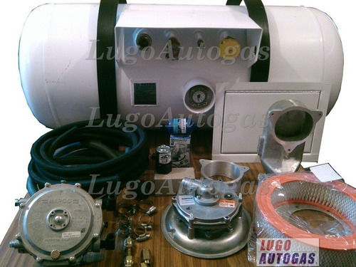equipos de carburacion a gas l.p. impco