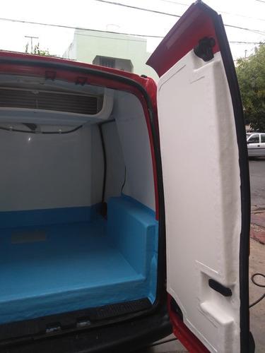 equipos de frío. aislación de camioneta, camión, utilitarios