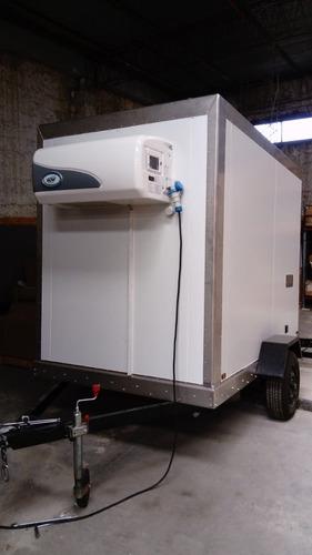 equipos de frío para camiones y camionetas y eléctricos