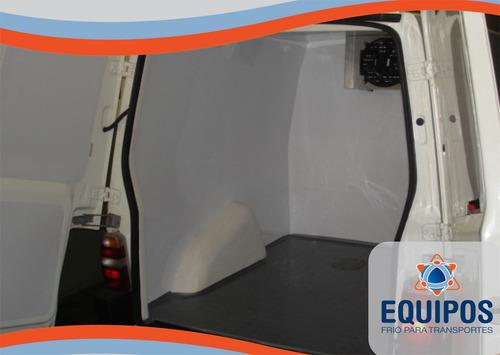 equipos de frio y revestimiento para furgones y utilitarios