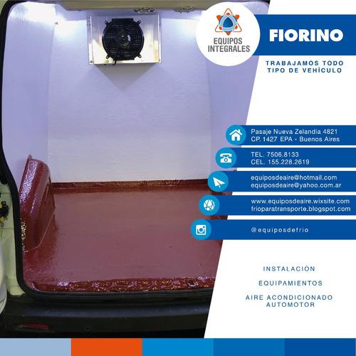 equipos de frío y revestimiento para utilitarios