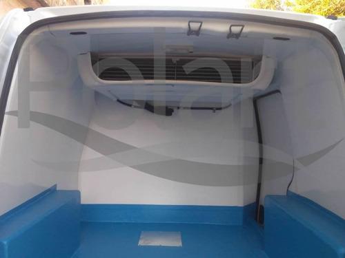 equipos de frío y revestimiento térmico utilitarios