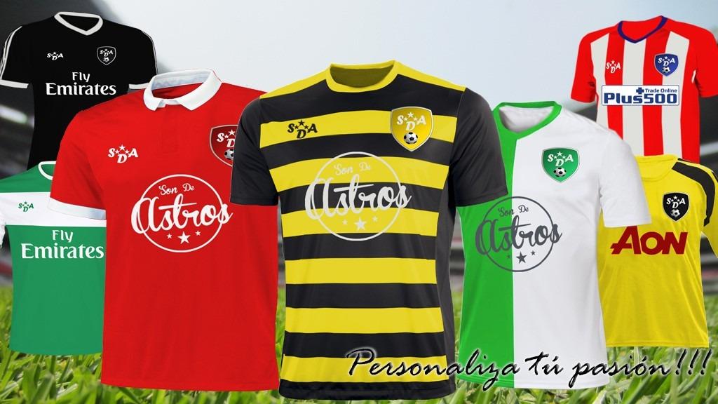 Equipos De Fútbol Personalizados (camisetas d910246ab83b2