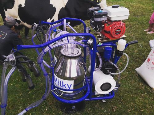 equipos de ordeño milky y kur de 1y2 puestos y sus repuestos