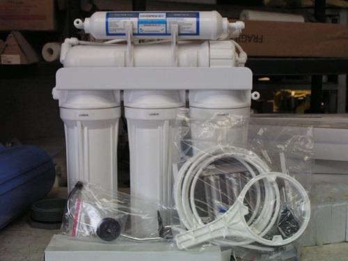 equipos de osmosis inversa con filtro alcalino