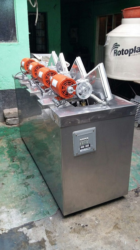 equipos de paleteria y refrigeracion