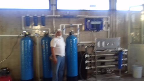 equipos de purificación de agua la cascada