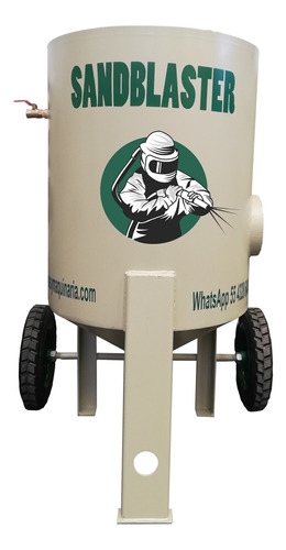 equipos de sand blast de 272 kg envíos todo méxico
