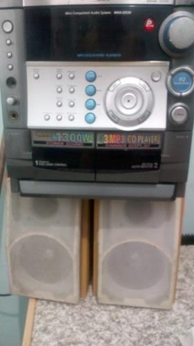 equipos de sonidos sony mhc-ec77