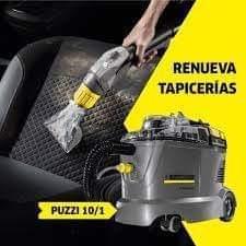 equipos karcher limpia tapizados, maquinas de vapor, hidros