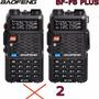Par Radiotelefono Baofeng Bf-f8+ Plus 128ch 520mhz 2 Banda