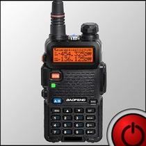 Radio Handy Baofeng Uv-5r Silicon Case De Regalo !!!