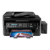 Impresora Epson L555 Multifuncion Sistema Tinta Original