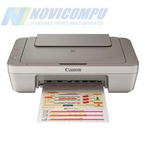 Impresora Multifuncion Canon Mg2410 Color Escaner Copiadora