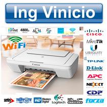 Impresora Multifuncion Wifi Canon Pixma Mg2910 Color Tinta