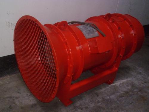 equipos para: perforacion, ventilacion y dinamo