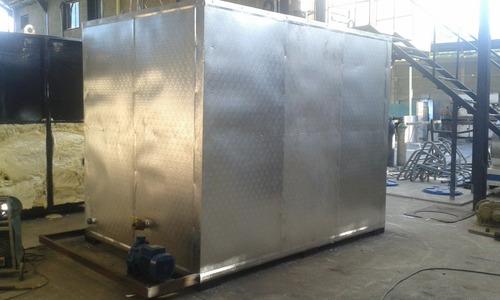 equipos para proceso de leche banco de hielo ordeño
