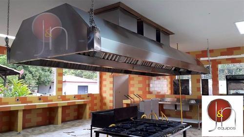 equipos para restaurantes, equipos sodas, cocinas
