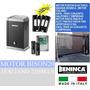 Motor Porton Corredizo Bison20 2200kls Kit Completo Italiano