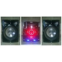 Remato Vendo O Cambio Equipo De Sonido Sony Mhc Gtr333