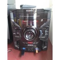 Equipo Sonido Sony Genezi Usado Impecable Estado